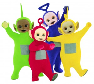 Teletubbies HR